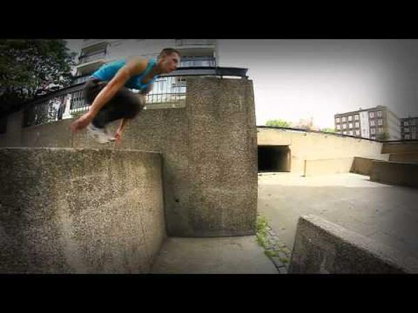 Czech In London 2 - Parkour & Freerunning