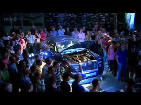 Rowan Atkinson v Top Gear