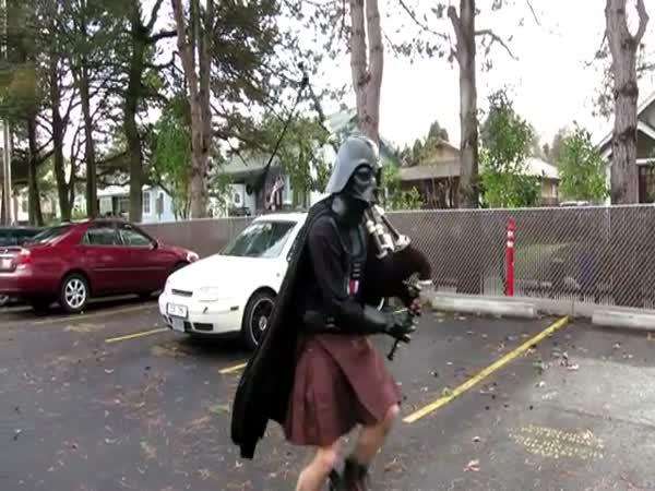 Darth Vader je skot