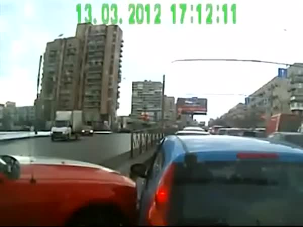 Blbec - Nezvládnutý drift