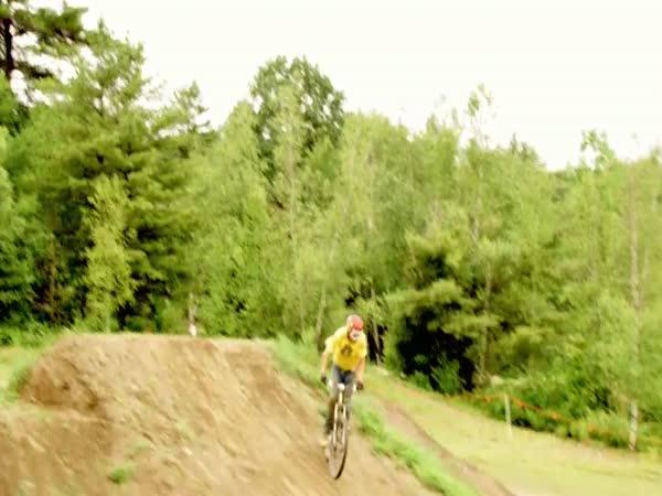 Borci – skoky na kolech