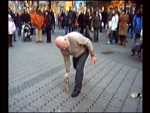 Borec - Důchodce atlet