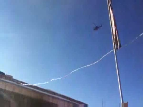 Havárie AH-64 Apache