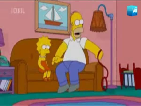 Simpsonovi - Neviditelný pes