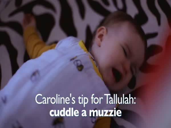 7 rad jak uspat dítě