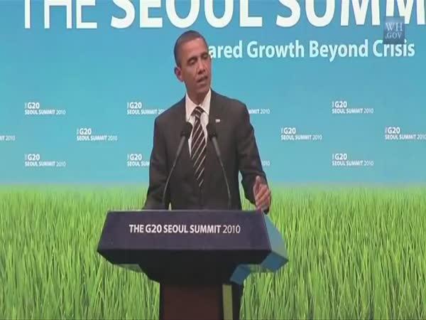 Obama - Sexy and I Know It