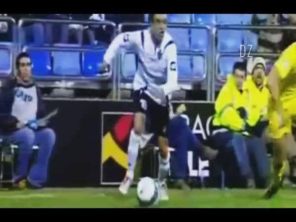 Fotbal - Borci a parádičky