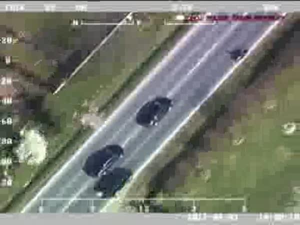 Česká republika - Policejní honička