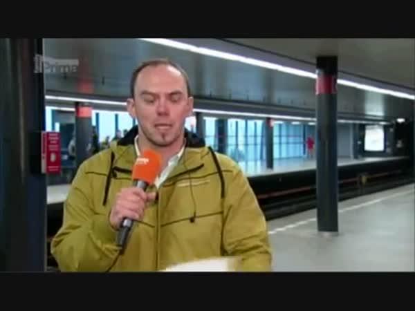 Velikonoce v Praze - Přeřeknutí TV Prima