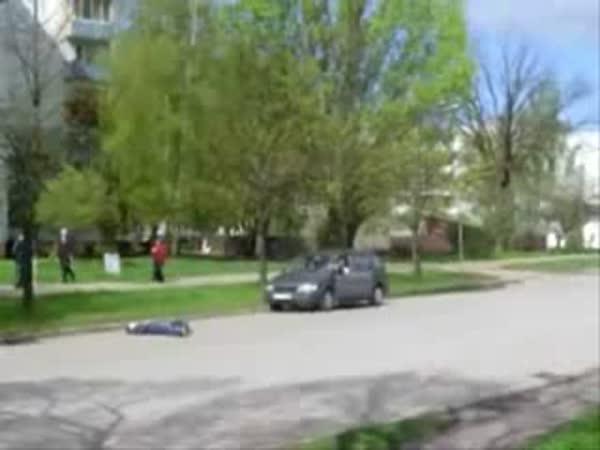 Jak se krade auto
