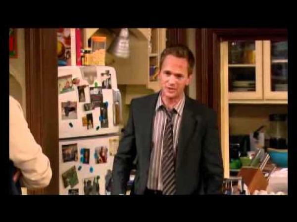 HIMYM - Barney a jeho legendární hlášky