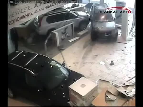 Nespokojený zákazník - Rusko
