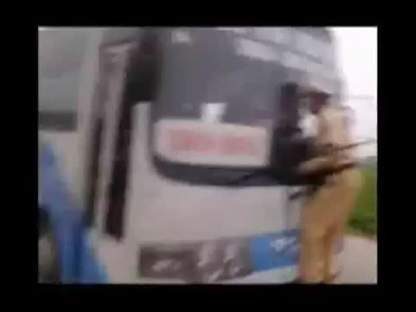 Jak zastavit autobus