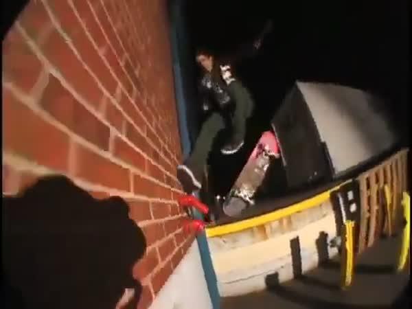 William Spencer - Parkour Skateboarding