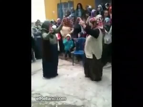 Turecký tanec