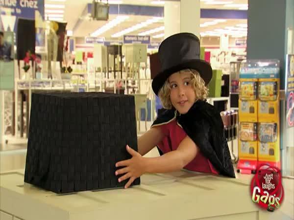 Nachytávka - Malý kouzelník