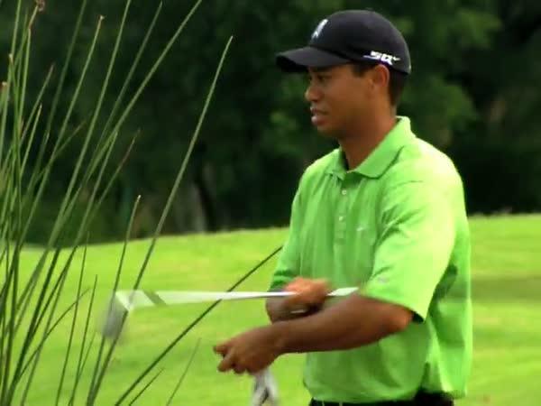 Reklama – Tiger Woods