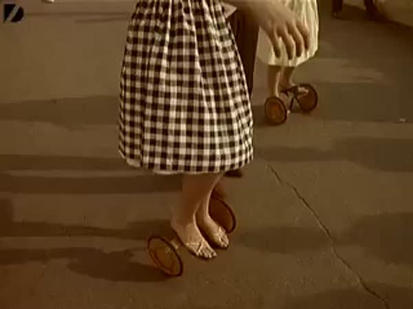 Duoped - vynález z 50. let