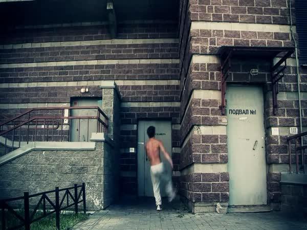 Freerunning – Pavel Kashin