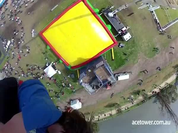 Adrenalin - skoky z výšky