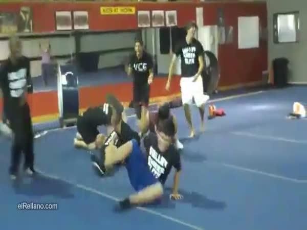 Kolektivní salto