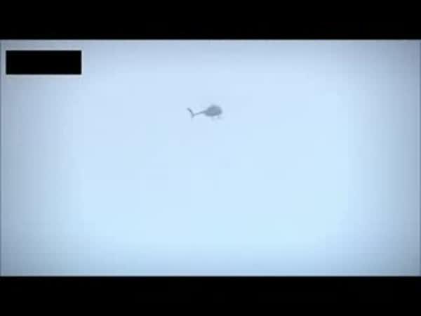 Skok ze 730 metrů bez padáku