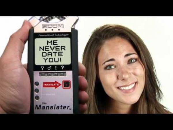 Manslater - jak porozumět ženám
