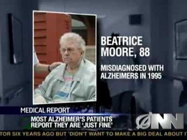 Pacienti tvrdí, že nemají Alzheimera