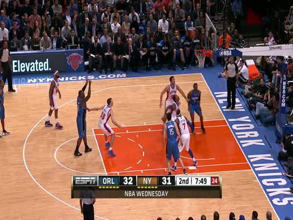 Šílení fanoušci NBA 2012