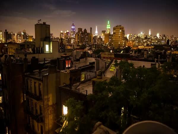 Procházka po Manhattanu