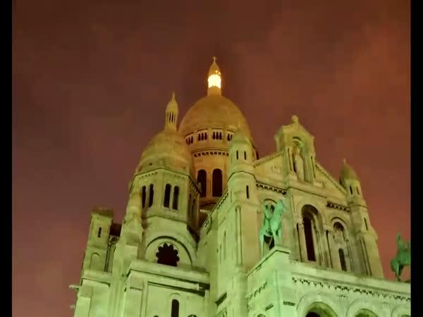 Timelapse - Paříž