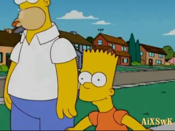 Simpsonovi - Tuning auta by Homer