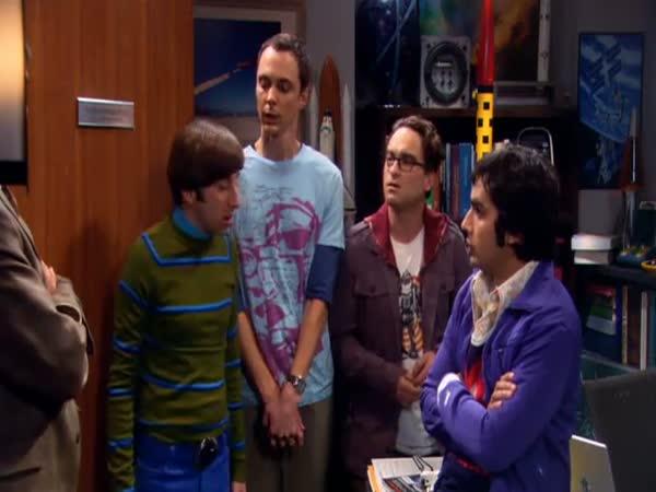 Sheldonův úsměv - BBT
