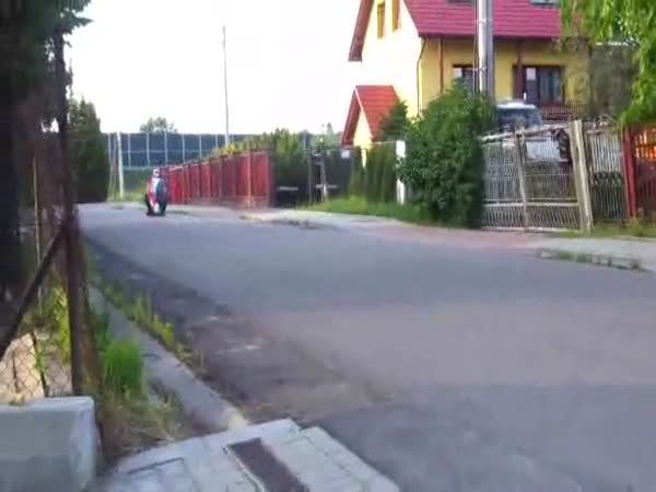 Pivní motorka