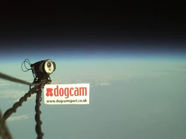 Vyhlídka ze stratosféry