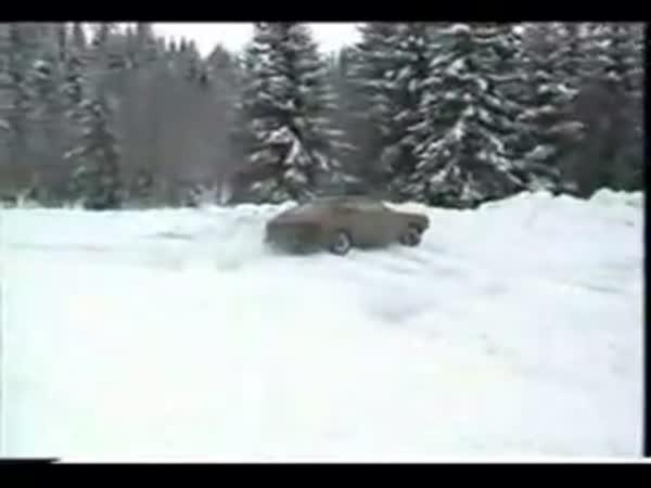 Létající a skákající auta