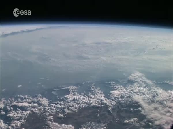 Země - Pohled z Orbity