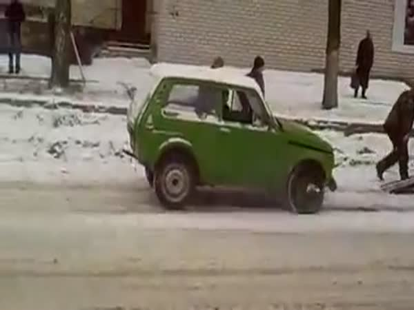 Profesionální nakládaní auta