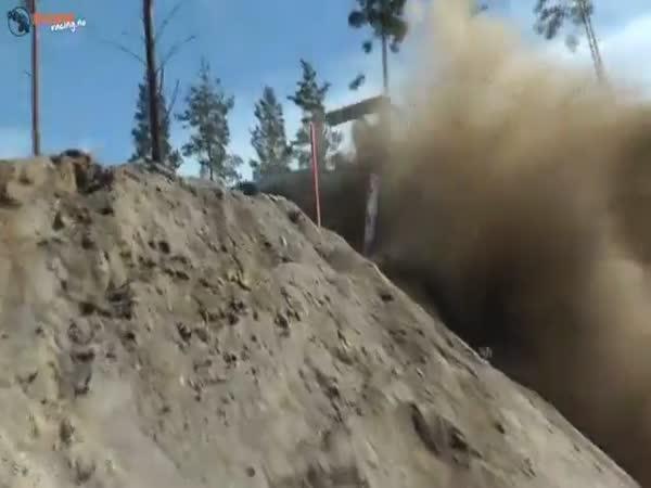 Buginy - jízda do vrchu