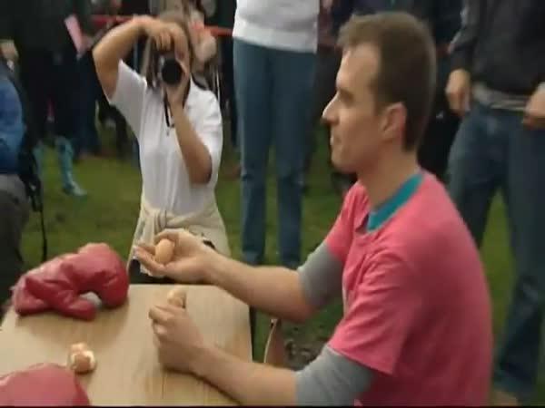 Ruská ruleta s vajíčky