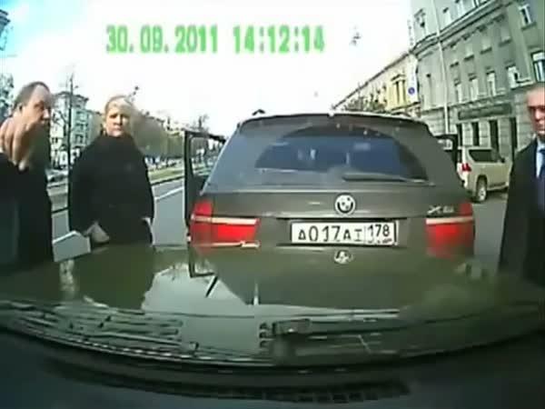 Jak se jezdí v Rusku 7.díl [nehody a dohody]