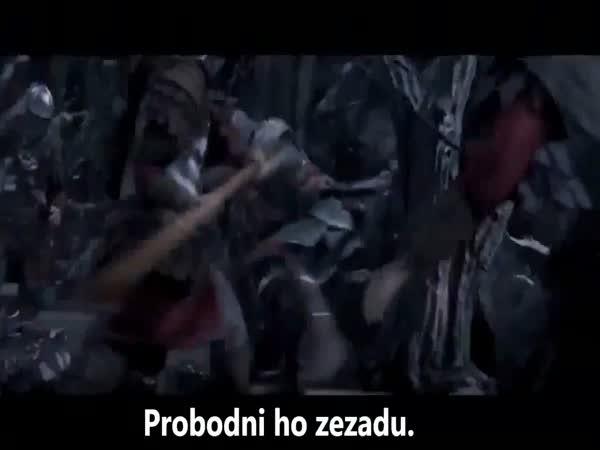 Assassins Creed 3 - Revelations - Parodie