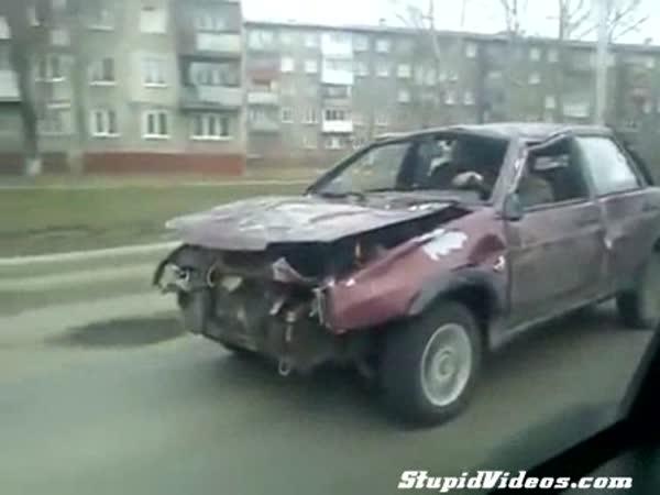 Auto v Rusku