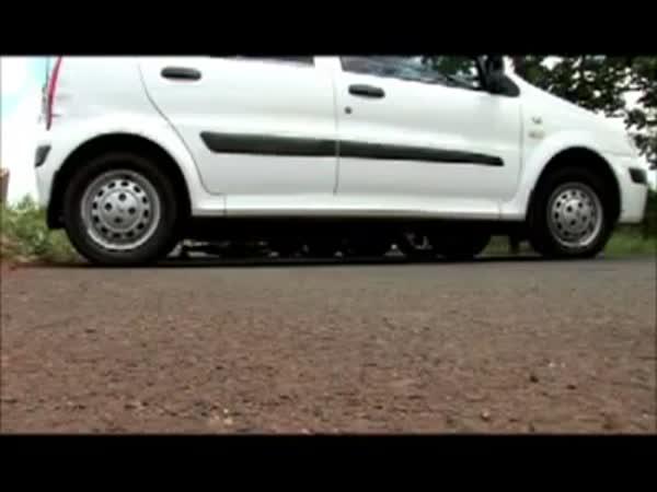 Rekord v podjíždění aut