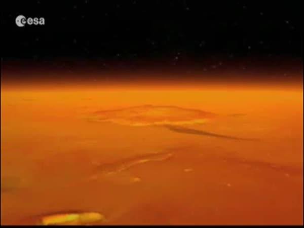 Nejvyšší hora sluneční soustavy