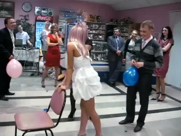 Ruská svatební tradice 2