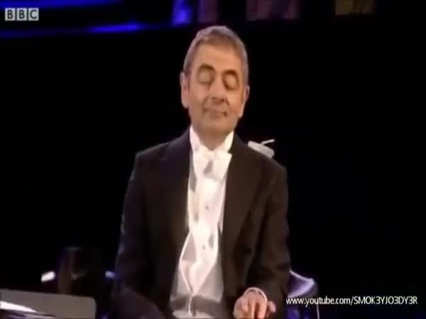 Londýn 2012 - Zahájení a Mr. Bean