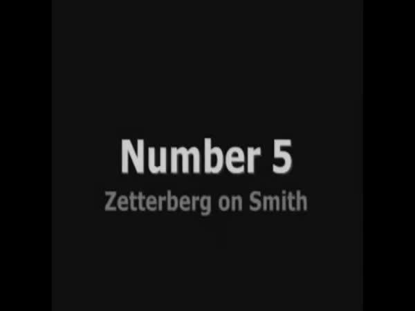 Top 10 nájezdů v NHL 11-12