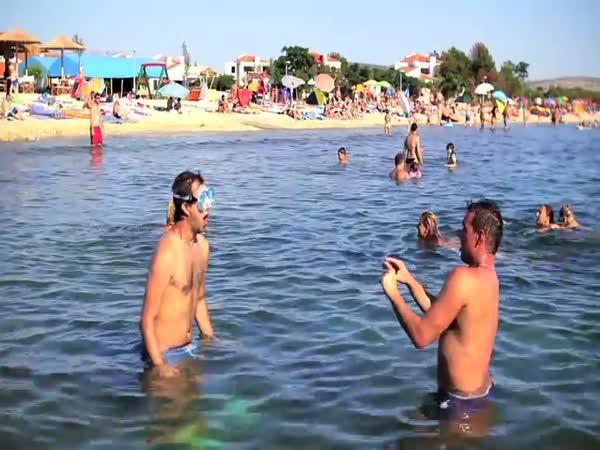 Debilní kecy - Češi na dovolené