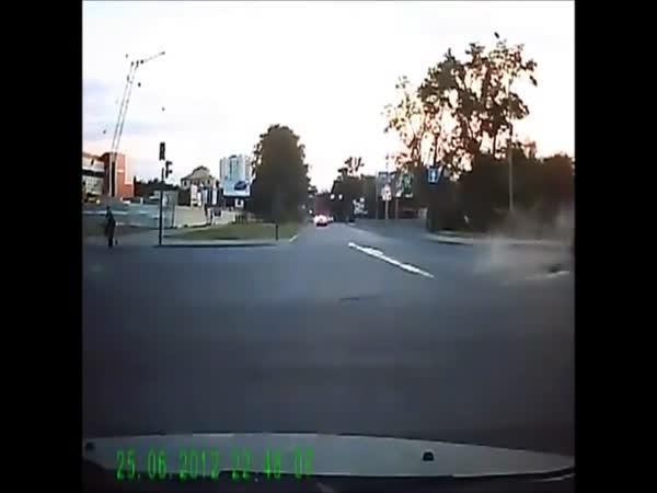 Blbci za volantem - nehody 1.díl